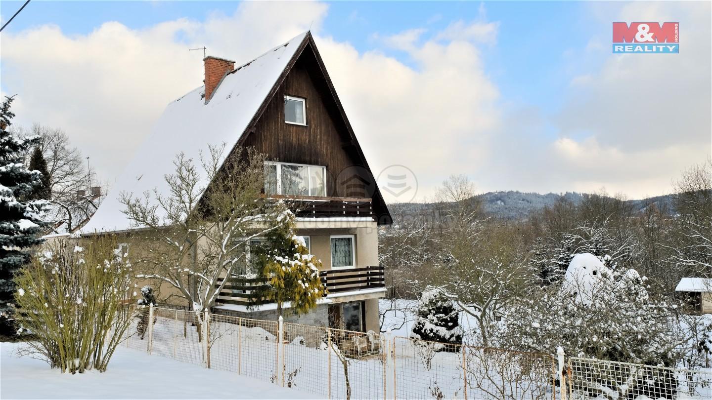 Pronájem bytu 1+kk, 26 m², Karlovy Vary, ul. Hradištní
