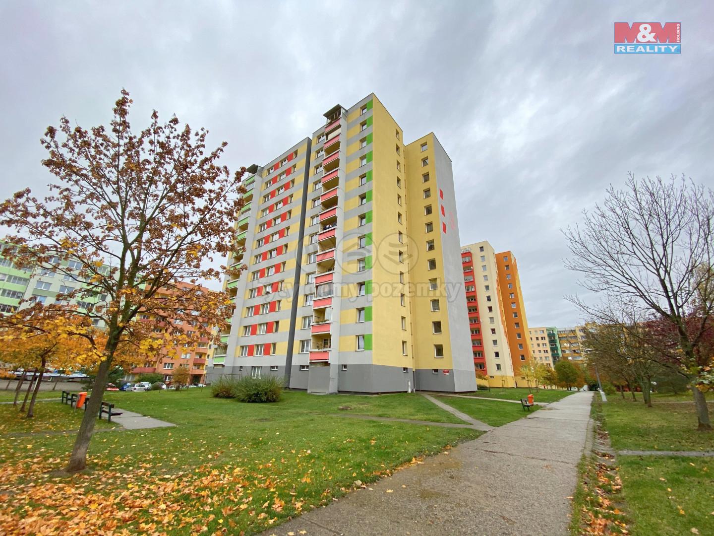 Pronájem bytu 2+kk, 41 m², České Budějovice, ul. M. Chlajna