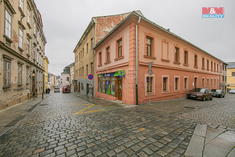 Prodej bytu 2+1, 90 m², Šumperk, ul. Bulharská