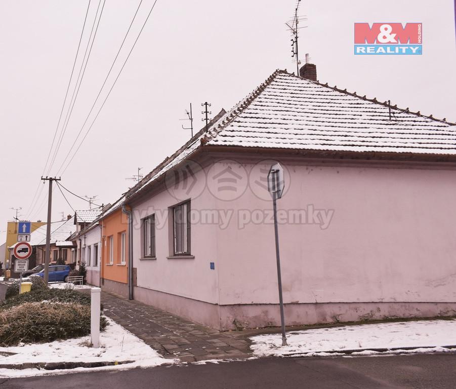 Prodej rodinného domu, 213 m², Charvatská Nová Ves