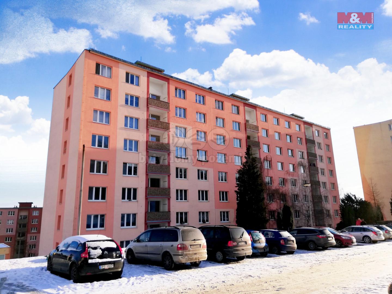 Prodej bytu 2+1, 61 m², DV, Chomutov, ul. Zahradní