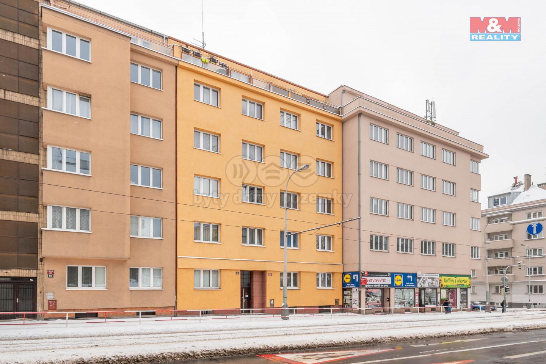 Prodej bytu 2+kk, 41 m², Praha, ul. Plzeňská