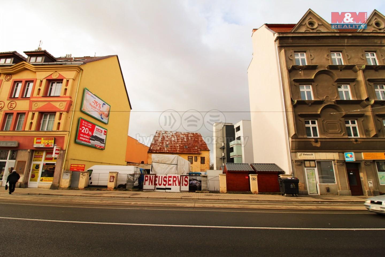 Prodej, pozemek k bydlení, 841 m2, Plzeň