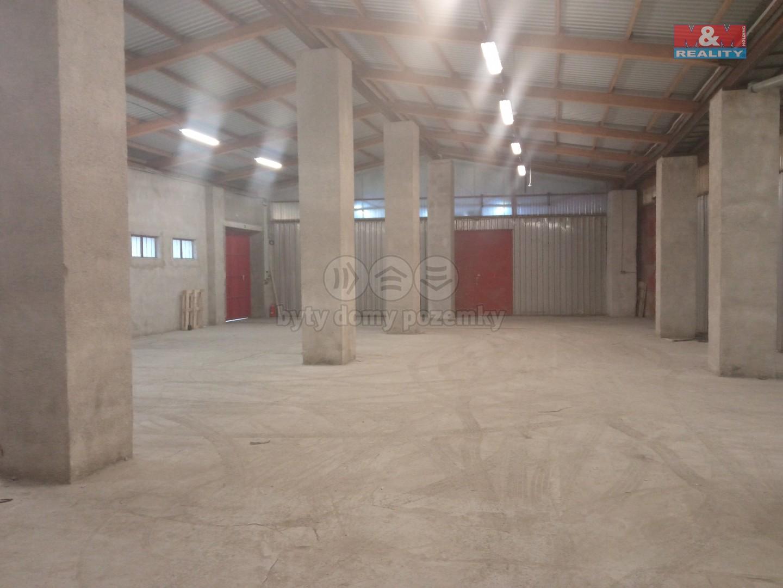 Pronájem skladu, 450 m², Brno, ul. Zábrdovická