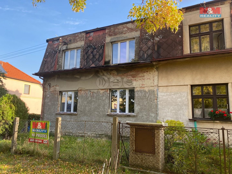 Prodej rodinného domu, pozemek 588 m², Vysoké Mýto, Hradecká