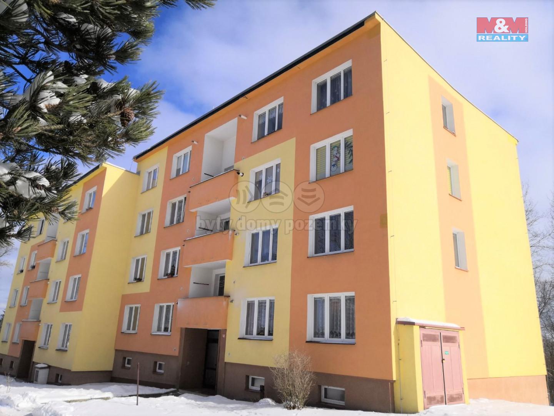 Prodej bytu 2+1, 66 m², Plesná, ul. Světlá