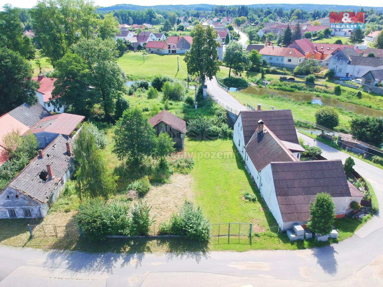 Prodej pozemku, 1775 m², Lásenice