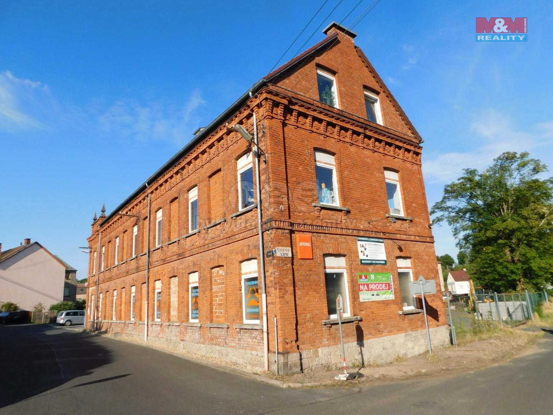 Prodej polyfunkční budovy, 1388 m², Hranice, ul. Žižkova