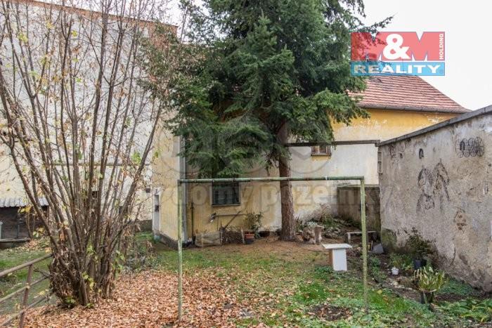 Prodej, chalupa, 370 m2, Horažďovice