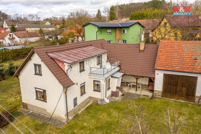 DJI_0978-HDR.jpg (Prodej rodinného domu, Hrejkovice - Níkovice), foto 1/27