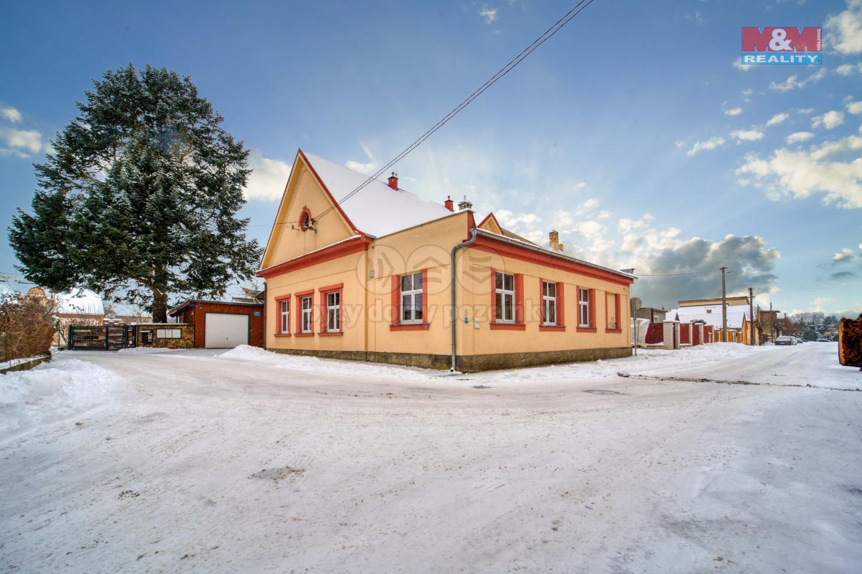 Prodej rodinného domu v Letech, 317 m2, ul. V chaloupkách