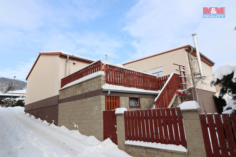 Prodej rodinného domu 4+kk, 140 m2, v Mostě, ul. Jižní