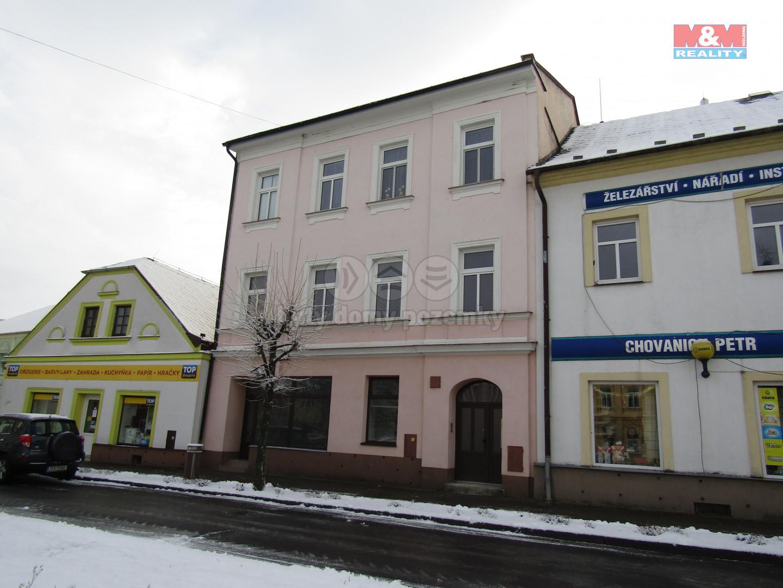 Pronájem obchod a služby, Město Albrechtice, ul. nám. ČSA