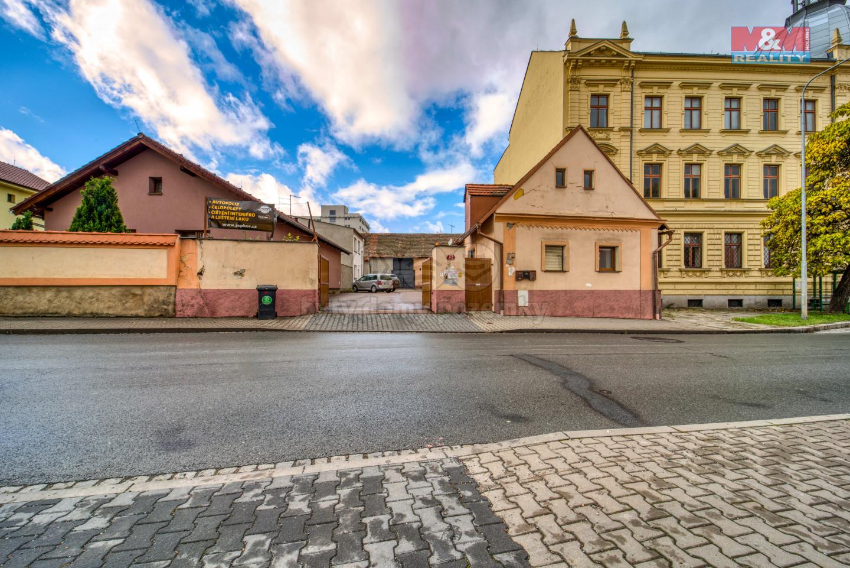Prodej obchodního objektu, 1127 m², Plzeň, ul. Zborovská