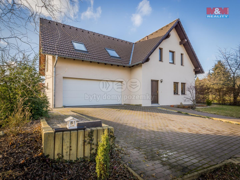 Prodej rodinného domu, 249 m², Pyšely, ul. K Potoku