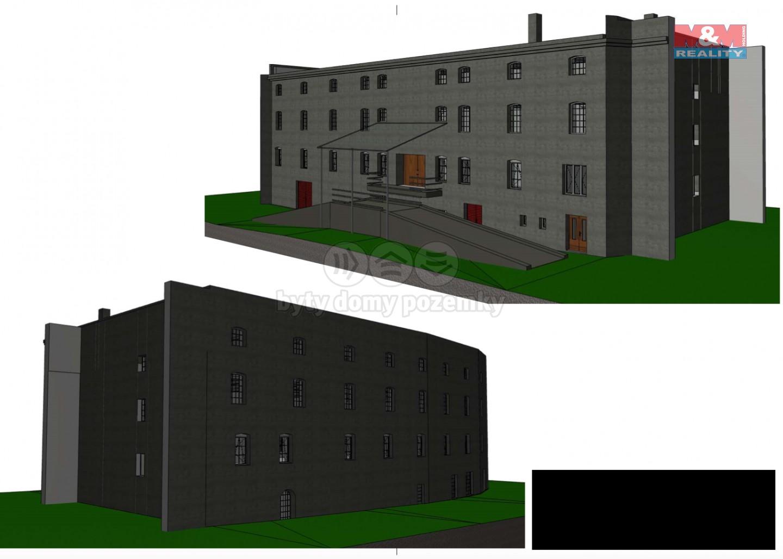 Prodej skladu, 5295 m², Příbor, ul. Nádražní