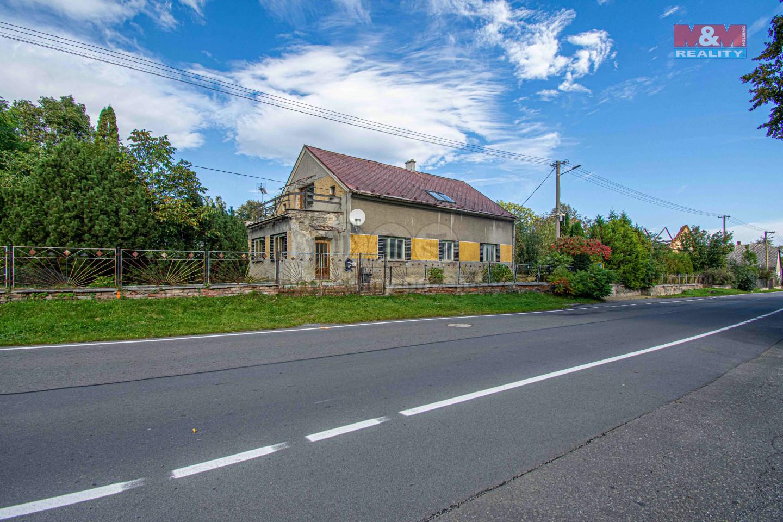 Prodej rodinného domu 6+2, 5641 m², Jindřichov