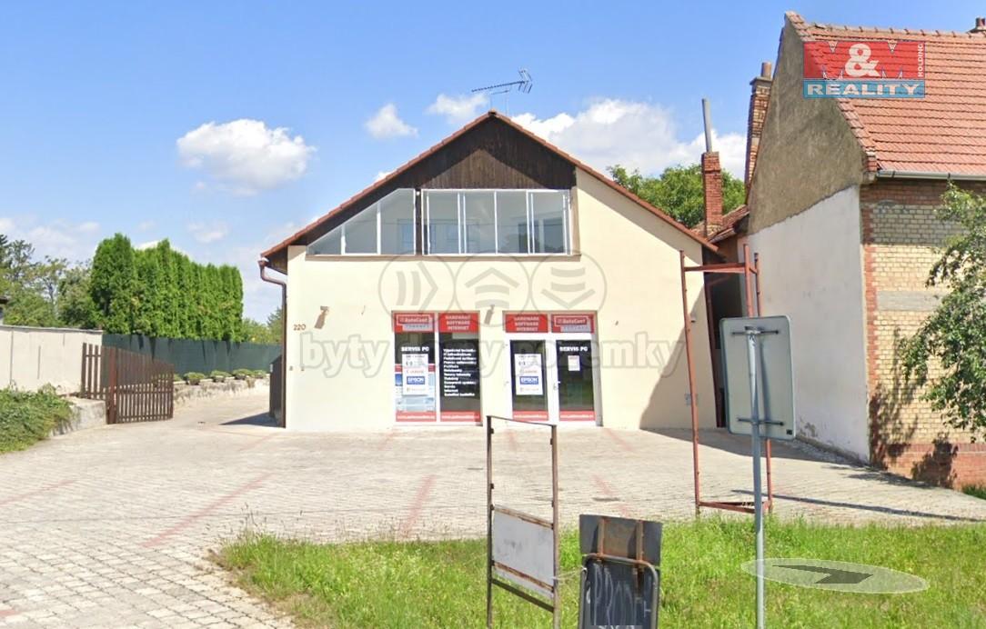 Pronájem, obchodní prostory, 90 m2, Kroměříž, Postoupky