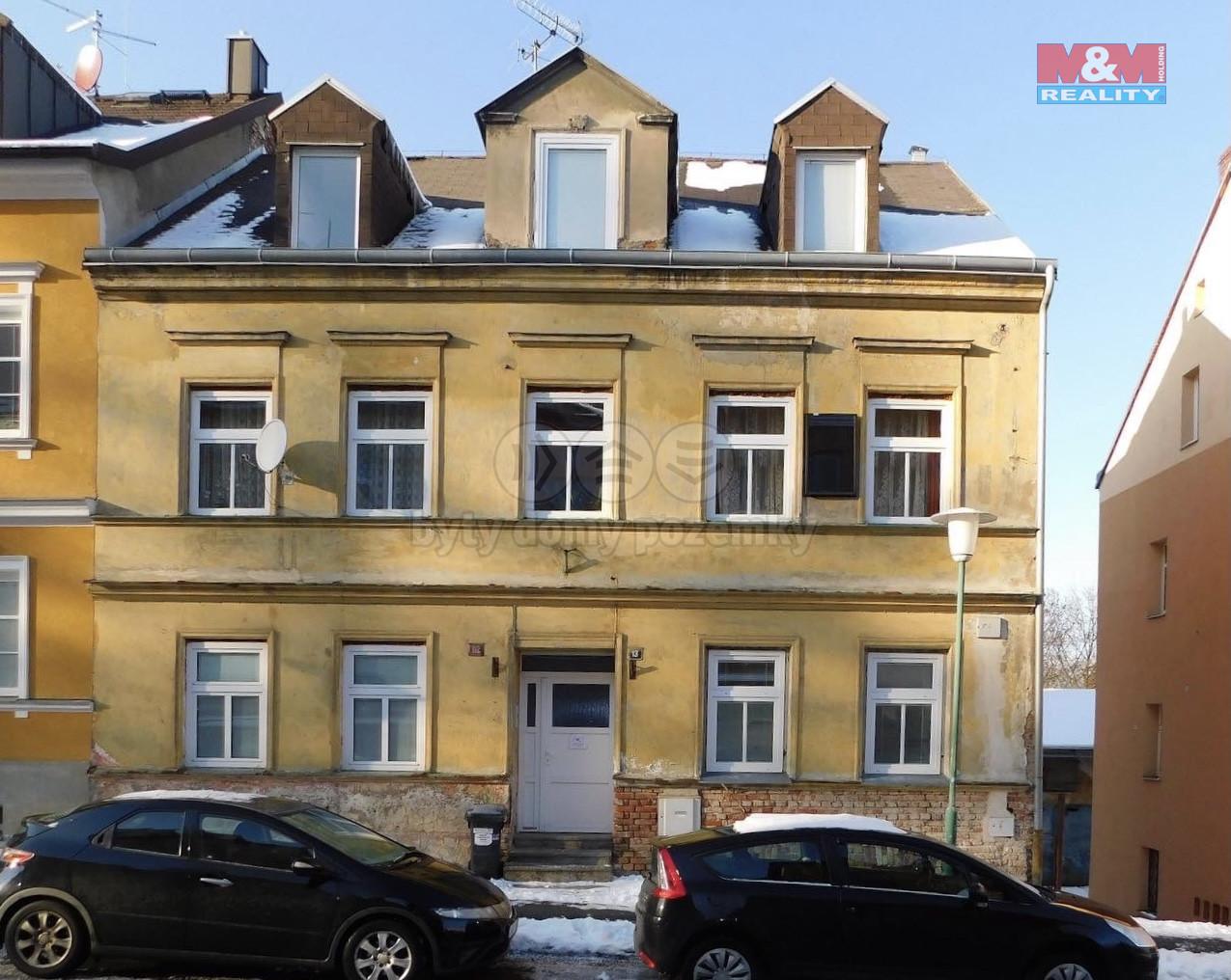 Prodej bytu 1+kk, OV, 25 m², Karlovy Vary, ul. Blahoslavova
