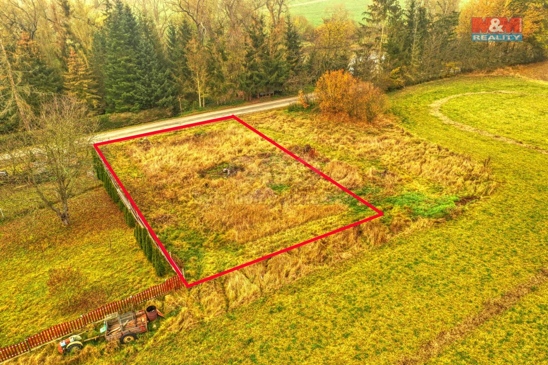 Prodej pozemku k bydlení, 823 m², Blížejov