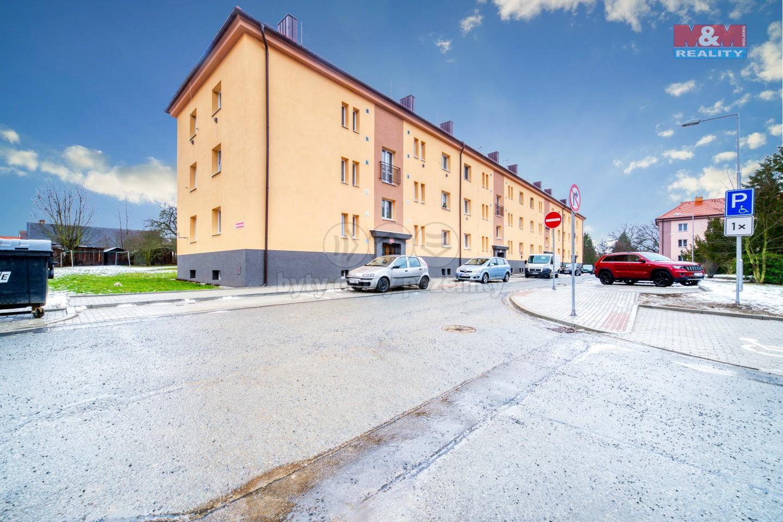 Pronájem bytu 2+1, 55 m², Dýšina, ul. Malé náměstí