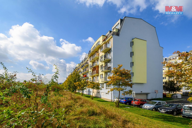 Prodej bytu 2+kk, 56 m2, Praha, ul. Divišovská