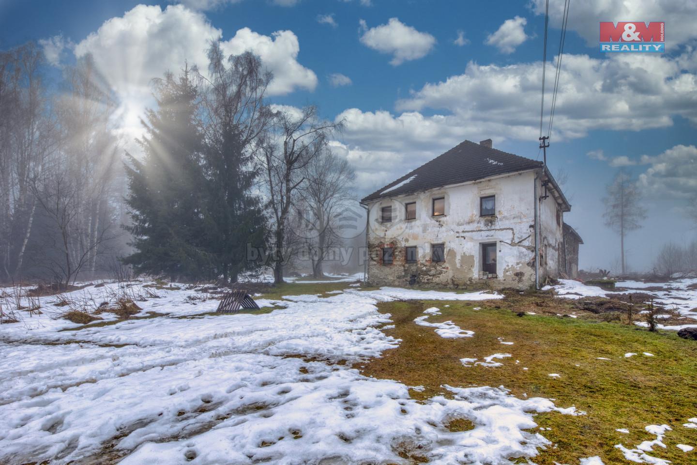 Prodej rodinného domu, 130 m², Horní Planá