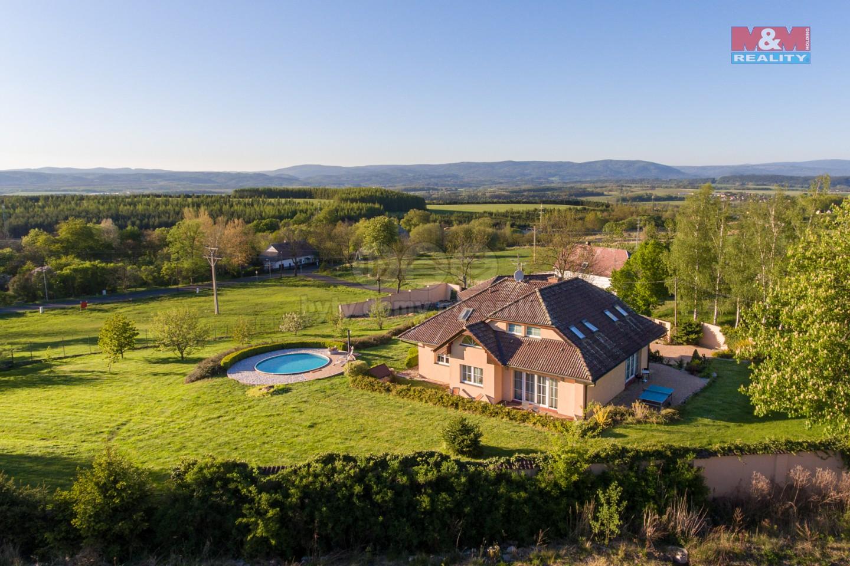 Prodej rodinného domu, 352 m², Hory