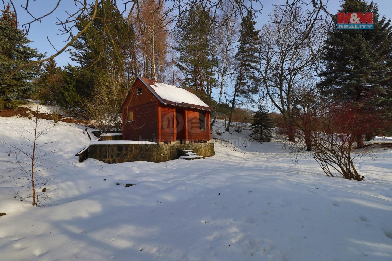Prodej chaty, 1341 m², v Třebívlicích - Dřevce