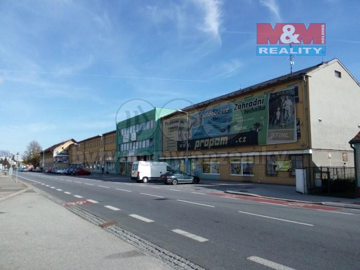 Pronájem skladu, 50 m², České Budějovice, ul. Novohradská