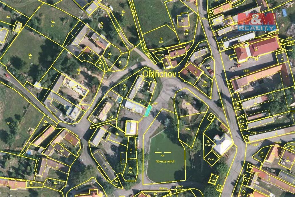 Prodej zahrady, 9 m², Oldřichov