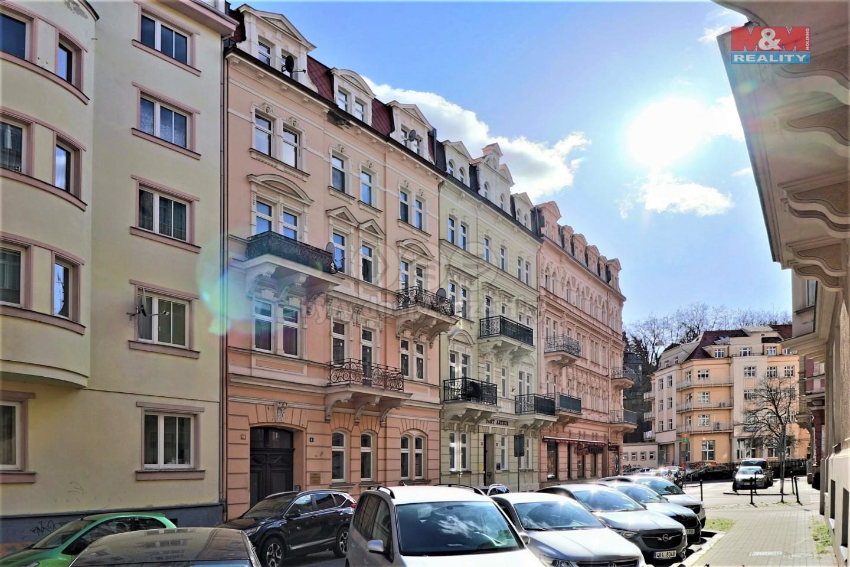 Prodej, komerční prostory 103 m2, Karlovy Vary