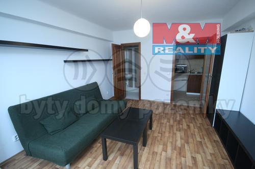 Pronájem bytu 1+kk, 28 m², Evropská, Praha 6 Vokovice