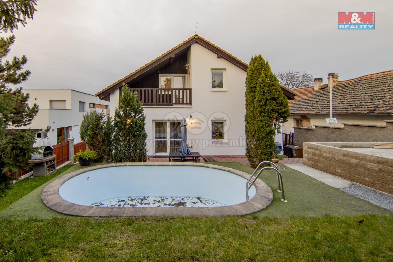 Prodej rodinného domu, 215 m², Praha 9 - Hloubětín