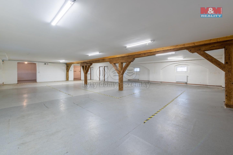 Pronájem obchodního objektu, 198 m², Přelouč, ul. Havlíčkova