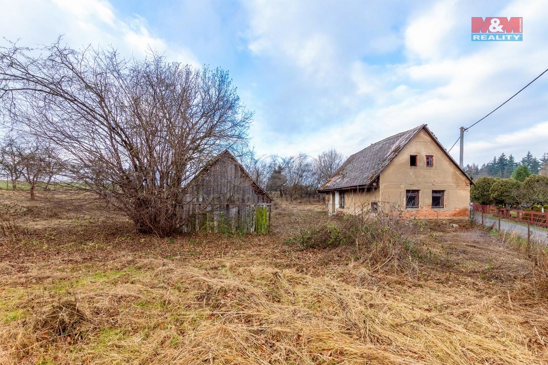 Prodej pozemku k bydlení, 2498 m², Seč