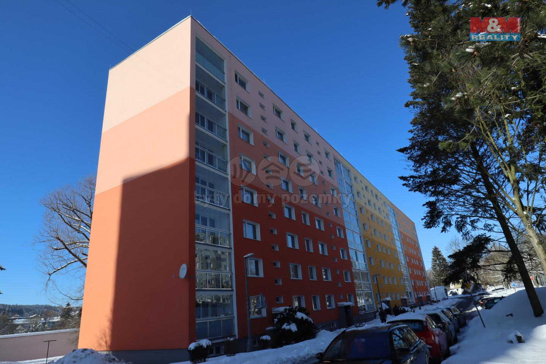 Prodej bytu 2+1, 56 m², Jablonec nad Nisou, ul. Mozartova