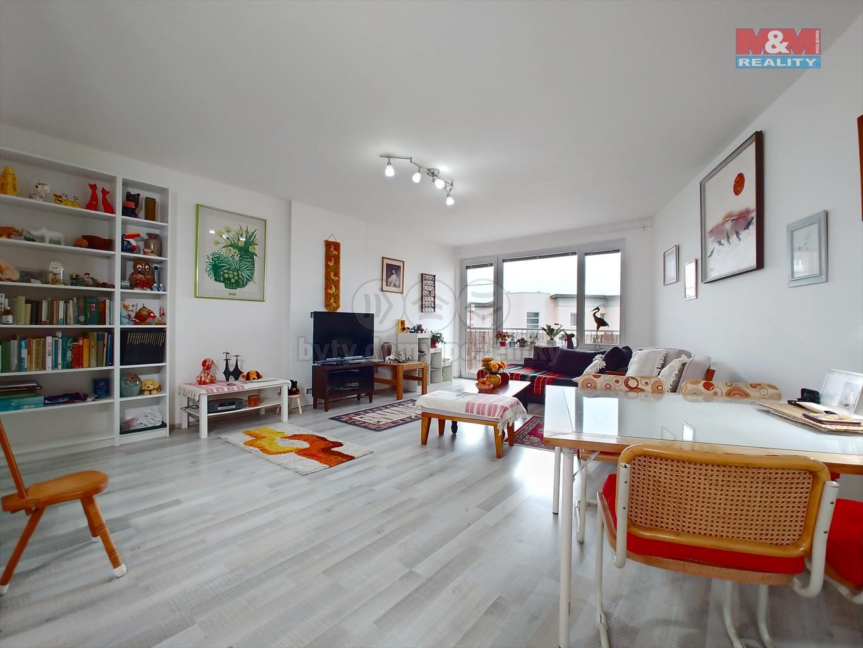 Prodej, byt 3+kk, 85 m2, Brno - Židenice, ul. Bělohorská