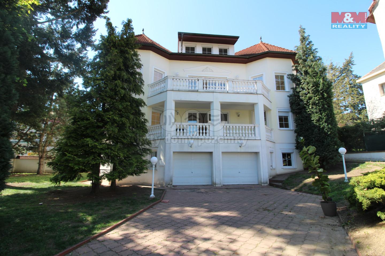Pronájem bytu 4+1, 114 m², Praha, ul. Hovorčovická
