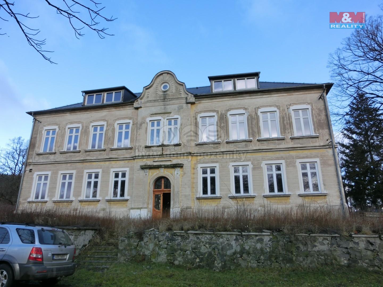 Prodej nájemního domu, 3325 m², Podbořanský Rohozec