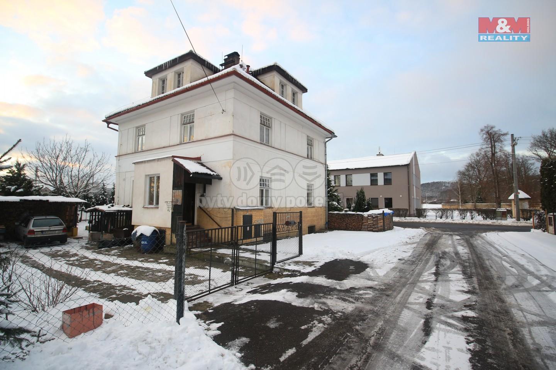 Prodej rodinného domu, Zákupy, ul. Nádražní