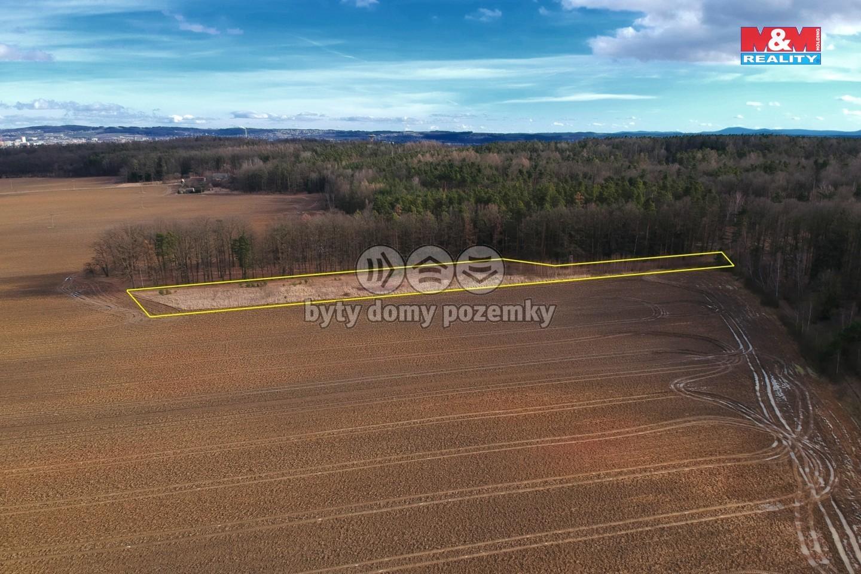 Prodej pole, 8888 m², Branišov