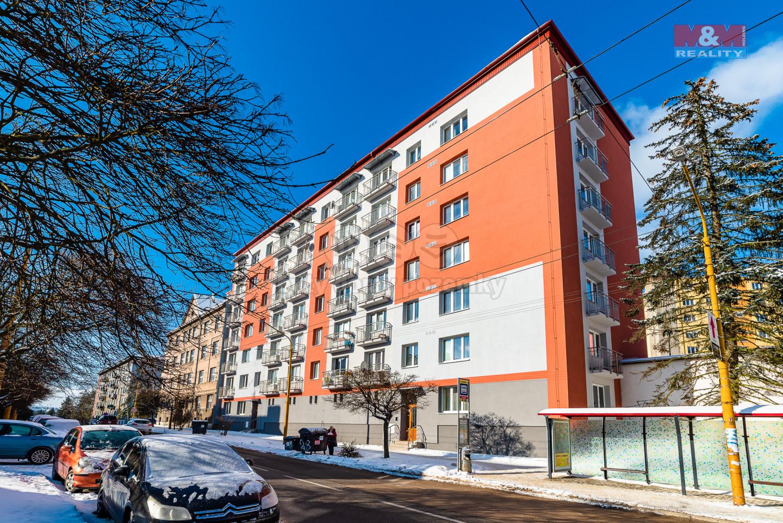 Prodej bytu 2+1, Jihlava, ul. Havlíčkova