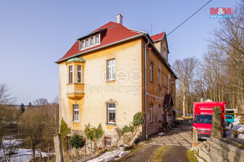 Prodej bytu 3+1, 140 m², Aš, ul. Na Háji