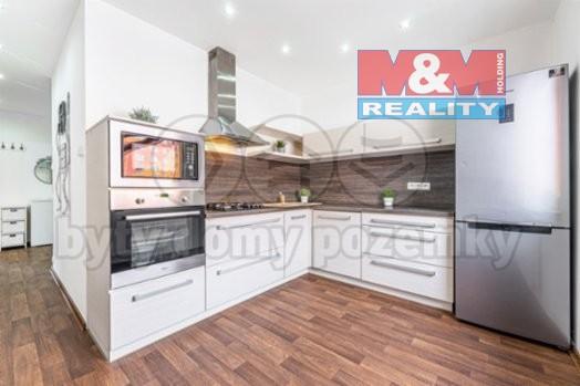 Prodej bytu 2+1, 60 m², Jirkov, ul. Na Borku