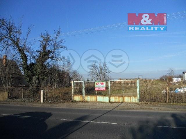 Prodej, stavební parcela, 916 m2, Židněves