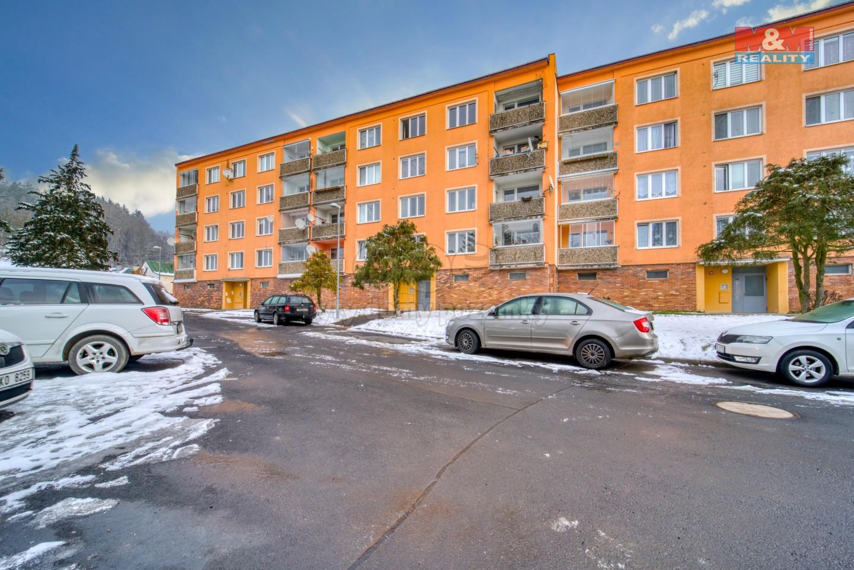 Prodej bytu 3+1, 75 m², Lázně Kynžvart, ul. Krátká