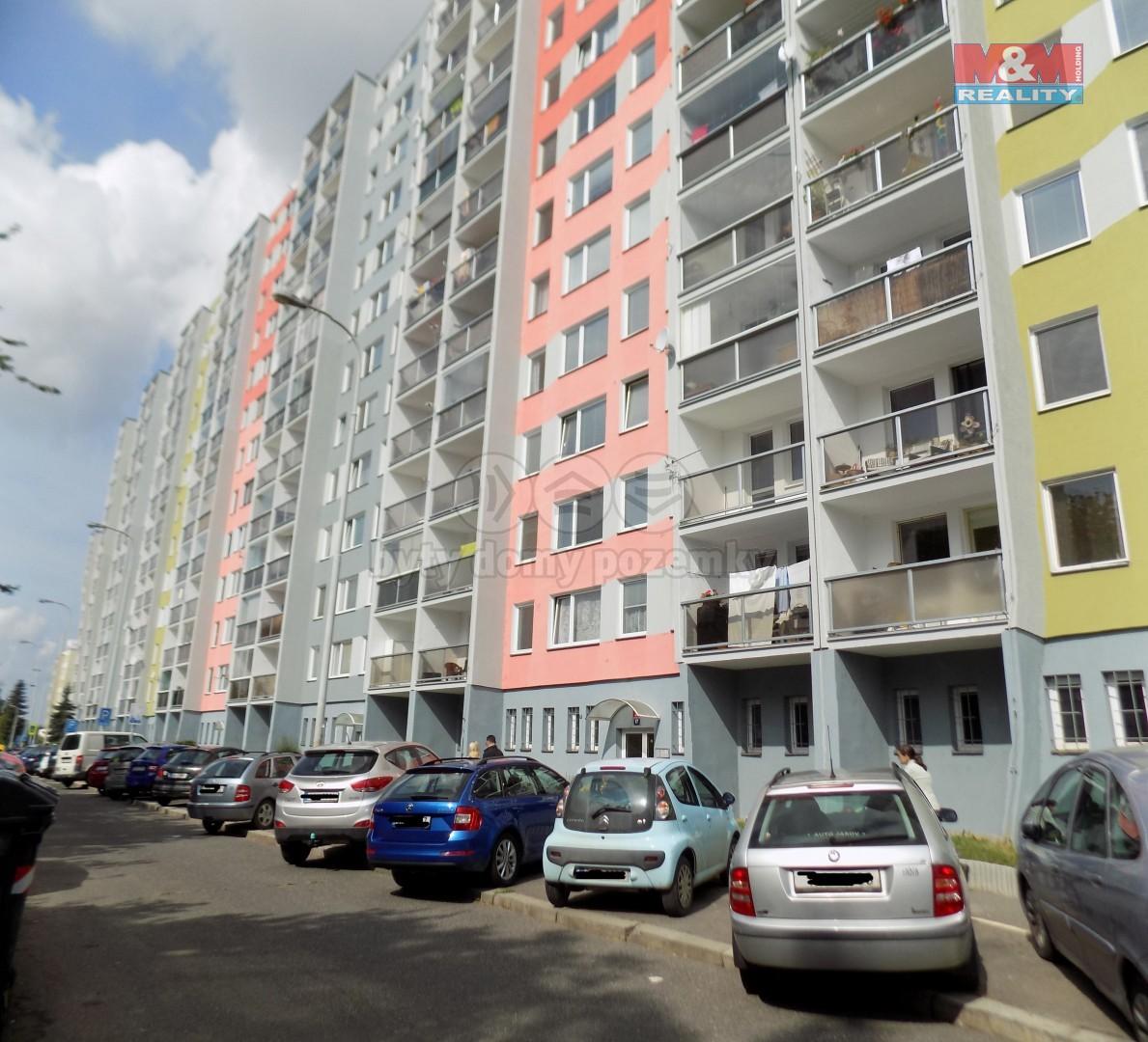 Pronájem bytu 1+1, 32 m², Praha, ul. Krynická