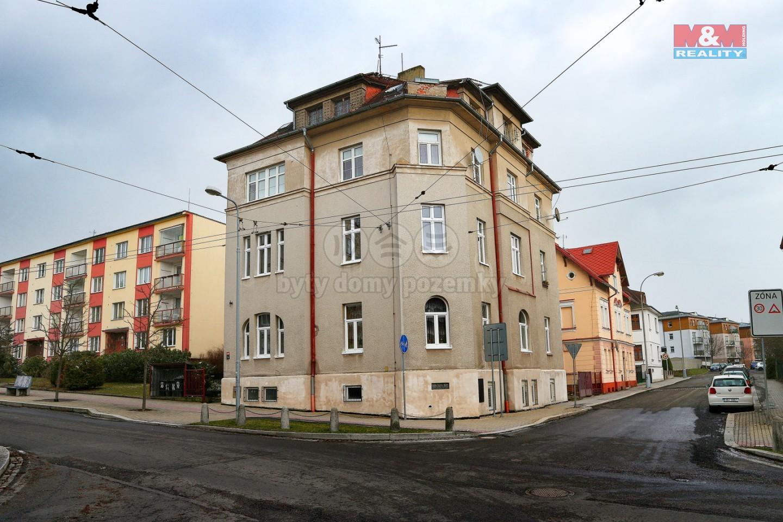 Pronájem bytu 2+1, 64 m², Mariánské Lázně, ul. Husova