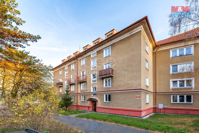 Prodej bytu 3+kk, OV v Příbrami, ul. náměstí Fráni Kučery